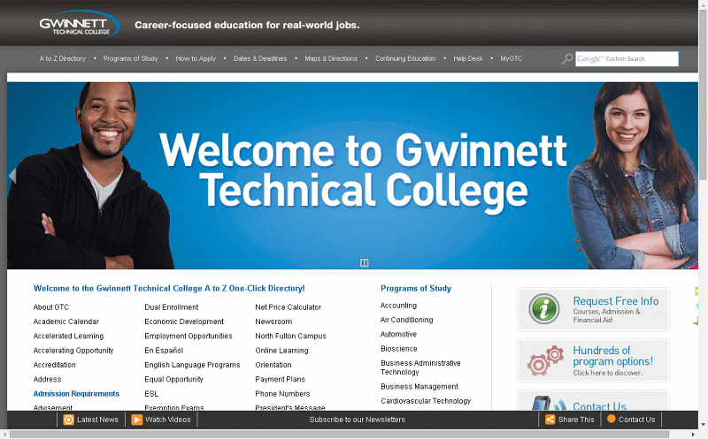 gwinnett technical college lawrenceville  ga